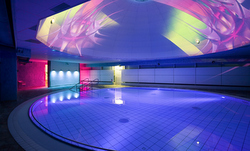 Liquid Sound Tempel in der Toskana Therme Bad Schandau