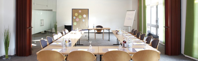 The Hotel an der Therme features a number of convertible and versatile conference rooms that host various events, congresses and presentations.