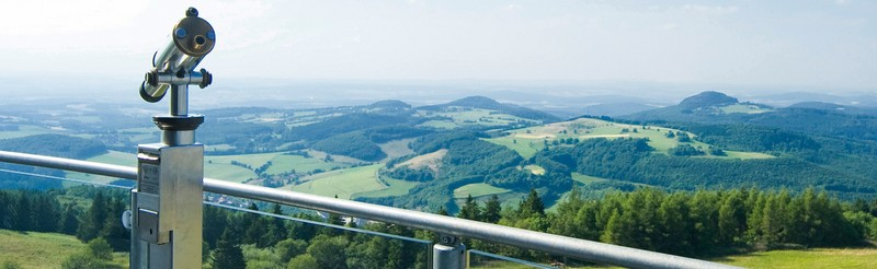 Hiking, cycling, canoing – Fulda's vicinity holds a lot in store for visitors who are enthusiastic about sport and adventure.
