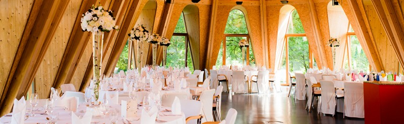 Celebrating your event in the impressive Maloca is the perfect way to spend unforgettable moments in a unique atmosphere.