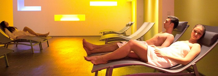 Extraordinary offers: wellness and bathing, sauna, Liquid Bodywork® or culinary delights with our brunch & soak.